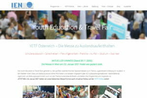 Youth Education Travel Fair